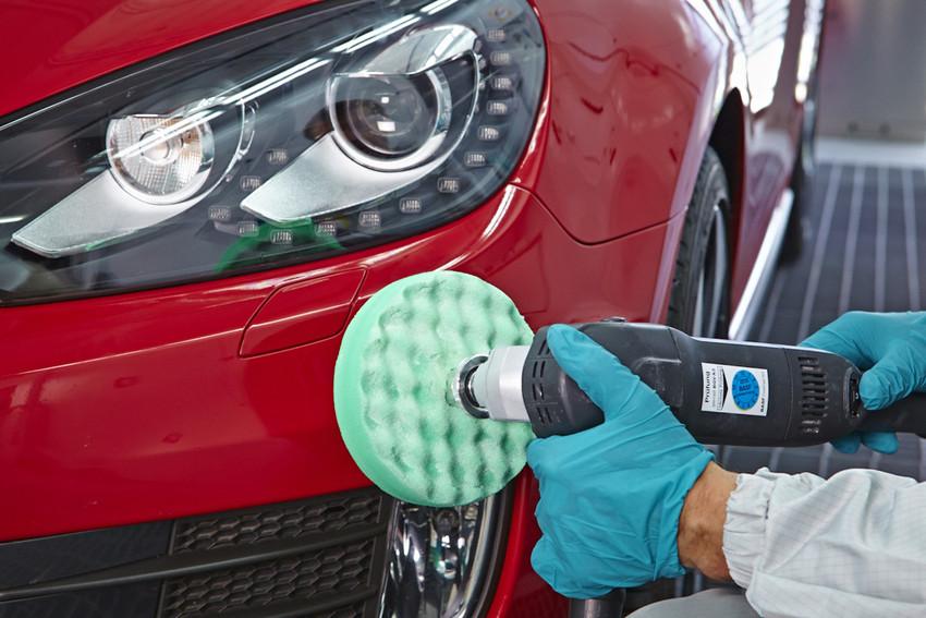 Sistema de pulido del barniz de un coche foro pintura coches - Como pulir faros de coche ...