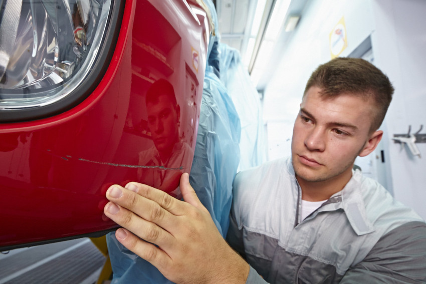 how to fix paint blisters on car