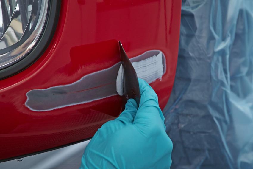 c mo reparar pl stico en un coche foro pintura coches