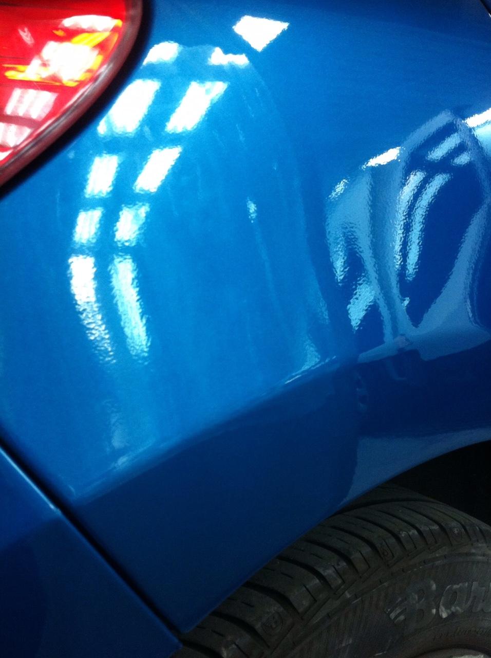 Qué es la piel de naranja en un coche? – Foro Pintura coches